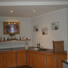 Отель 4mex Inn гостиничный бар