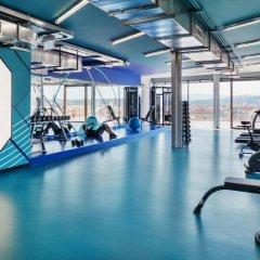 Отель TSH Florence Lavagnini фитнесс-зал