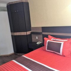 Отель Ibeurohotel Expo Мексика, Гвадалахара - отзывы, цены и фото номеров - забронировать отель Ibeurohotel Expo онлайн сейф в номере