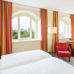 Отель Nh Belvedere Вена комната для гостей фото 5
