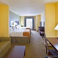 Holiday Inn Express Hotel & Suites Saint Augustine North комната для гостей фото 2