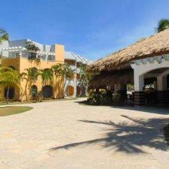 Отель Casa Marina Beach & Reef All Inclusive парковка