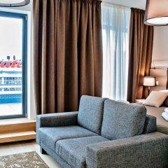 Отель Wenceslas Square Terraces комната для гостей фото 16