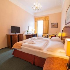 Lázeňský Hotel Belvedere *** Франтишкови-Лазне комната для гостей фото 2