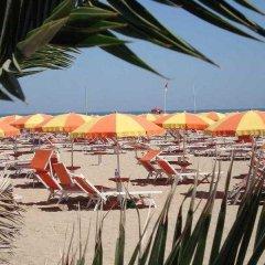 Отель Alcazar Римини пляж