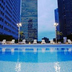 Keio Plaza Hotel Tokyo Premier Grand Токио бассейн фото 3