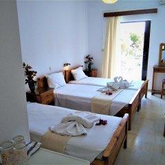 Отель Aragorn Paradise Garden Греция, Сивота - отзывы, цены и фото номеров - забронировать отель Aragorn Paradise Garden онлайн комната для гостей фото 3