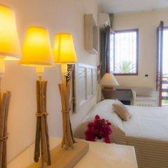 Hotel Cernia Isola Botanica Марчиана комната для гостей фото 5