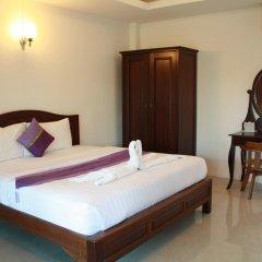 Отель Waterside Resort Таиланд, Пранбури - отзывы, цены и фото номеров - забронировать отель Waterside Resort онлайн Пранбури  комната для гостей фото 5