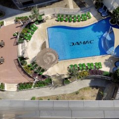 Отель Damac Maison De Ville Breeze бассейн фото 2