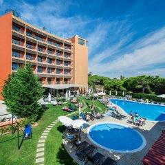 Отель Aqua Pedra Dos Bicos Design Beach Hotel - Только для взрослых Португалия, Албуфейра - отзывы, цены и фото номеров - забронировать отель Aqua Pedra Dos Bicos Design Beach Hotel - Только для взрослых онлайн бассейн фото 3