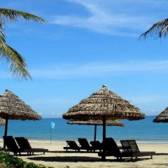 Montgomerie Links Hotel & Villas пляж