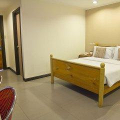 Отель Nichols Airport Hotel Филиппины, Паранак - отзывы, цены и фото номеров - забронировать отель Nichols Airport Hotel онлайн комната для гостей фото 5