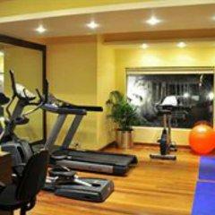 Отель Kyriad Prestige Calangute Goa Индия, Гоа - отзывы, цены и фото номеров - забронировать отель Kyriad Prestige Calangute Goa онлайн спортивное сооружение