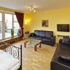 Апартаменты Capital Apartments Prague комната для гостей фото 5