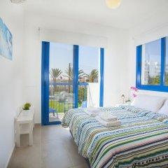 Отель Nicol Villas Кипр, Протарас - отзывы, цены и фото номеров - забронировать отель Nicol Villas онлайн комната для гостей фото 3