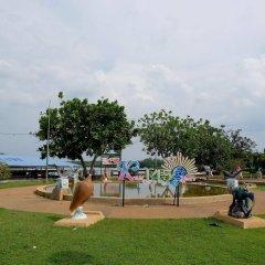 Vieng Thong Hotel спортивное сооружение