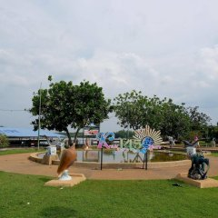 Vieng Thong Hotel Краби спортивное сооружение