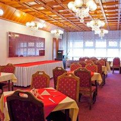 Hotel Merkur - Jablonec Nad Nisou Яблонец-над-Нисой питание фото 3