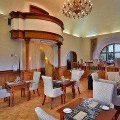 Отель QUESTENBERK Прага питание