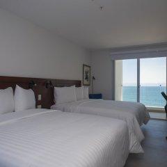 Отель Park Inn by Radisson Mazatlán комната для гостей фото 4