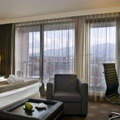 Отель InterContinental Sofia Болгария, София - 2 отзыва об отеле, цены и фото номеров - забронировать отель InterContinental Sofia онлайн комната для гостей фото 2
