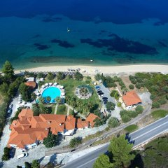 Отель Lily Ann Village Ситония пляж