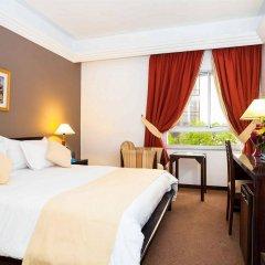 Отель Atlas Almohades Casablanca City Center Марокко, Касабланка - 2 отзыва об отеле, цены и фото номеров - забронировать отель Atlas Almohades Casablanca City Center онлайн комната для гостей фото 2