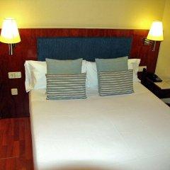 Отель Husa Pedralbes Испания, Барселона - отзывы, цены и фото номеров - забронировать отель Husa Pedralbes онлайн комната для гостей фото 3