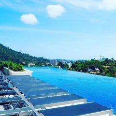 Отель Duplex Height Phuket Пхукет пляж
