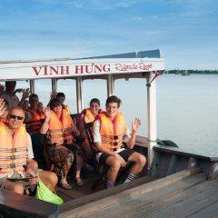 Отель Vinh Hung Riverside Resort & Spa фото 3
