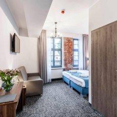Отель Liberum Residence Польша, Гданьск - отзывы, цены и фото номеров - забронировать отель Liberum Residence онлайн комната для гостей фото 3
