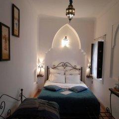 Отель Riad Ailen Марракеш комната для гостей
