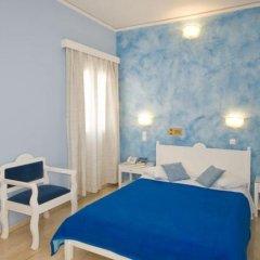 Отель Glaros комната для гостей фото 3
