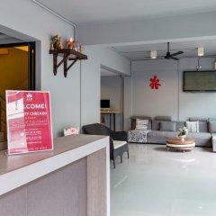 Отель ZEN Rooms Chalong Roundabout интерьер отеля