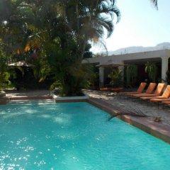 Отель Camino Maya Копан-Руинас бассейн фото 3