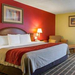 Отель Comfort Inn University Center комната для гостей фото 3