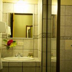 Отель Cañon de la Vieja Lodge Коста-Рика, Sardinal - отзывы, цены и фото номеров - забронировать отель Cañon de la Vieja Lodge онлайн ванная