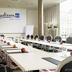 Radisson Blu Hotel, Leipzig фото 2