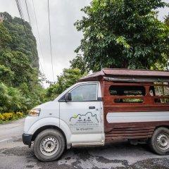 Отель Phu Pha Aonang Resort & Spa городской автобус