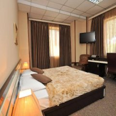 Отель Дипломат комната для гостей фото 7