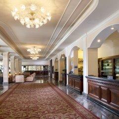 Отель Apollo Hotel Terme Италия, Региональный парк Colli Euganei - отзывы, цены и фото номеров - забронировать отель Apollo Hotel Terme онлайн интерьер отеля фото 2