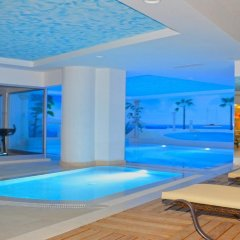 Justiniano Deluxe Resort Турция, Окурджалар - отзывы, цены и фото номеров - забронировать отель Justiniano Deluxe Resort онлайн бассейн фото 3