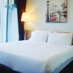 Апартаменты Marigold Ramkhamhaeng Boutique Apartment комната для гостей