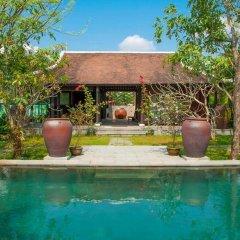 Отель Ao Lang Villa бассейн фото 3