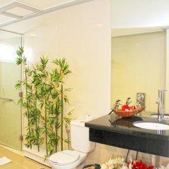 Saga Hotel ванная фото 2