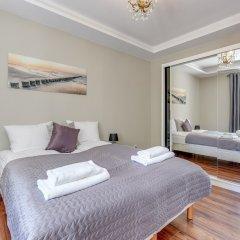 Апартаменты Lion Apartments -Costa Brava Studio Сопот комната для гостей фото 2