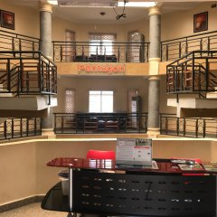 Отель Pentagon Luxury Suites Enugu Энугу интерьер отеля фото 2