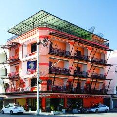 Отель Krabi Orchid Hometel Таиланд, Краби - отзывы, цены и фото номеров - забронировать отель Krabi Orchid Hometel онлайн спортивное сооружение