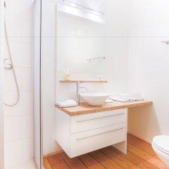 Отель SKY9 Apartment City Center Австрия, Вена - отзывы, цены и фото номеров - забронировать отель SKY9 Apartment City Center онлайн ванная фото 2